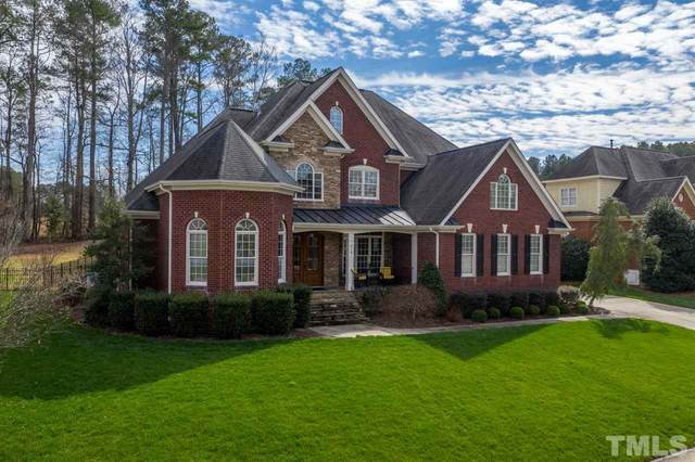 210 Franconia Way, Apex, NC 27502 (#2303187) :: Real Estate By Design