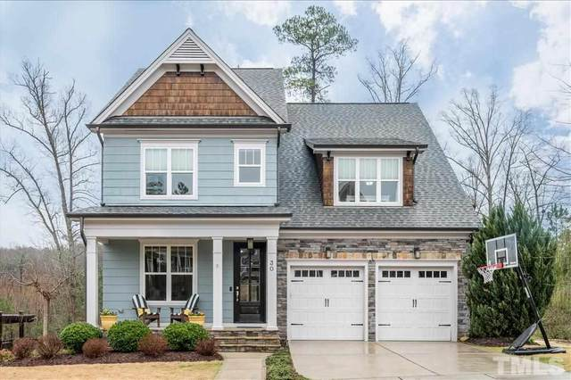 30 Bennett Ridge Road, Chapel Hill, NC 27516 (#2303197) :: The Perry Group