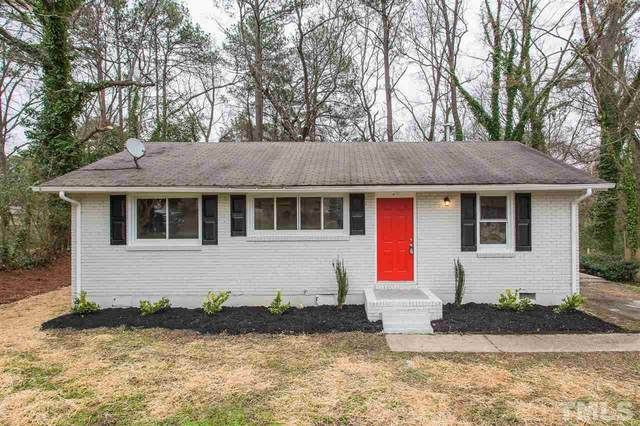 709 Glenbrook Drive, Raleigh, NC 27610 (#2303218) :: Marti Hampton Team brokered by eXp Realty