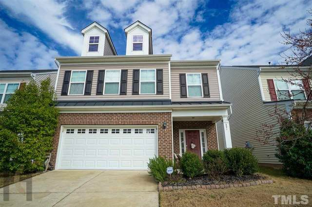 221 Mainline Station Drive, Morrisville, NC 27560 (#2303227) :: M&J Realty Group