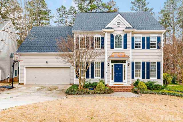 303 Rose Valley Woods Drive, Cary, NC 27513 (#2303237) :: Team Ruby Henderson