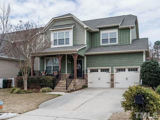 5320 Maplechase Lane, Apex, NC 27539 (#2303252) :: Sara Kate Homes