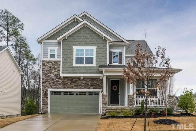 1304 Stonemill Falls Drive, Wake Forest, NC 27587 (#2303274) :: Triangle Just Listed