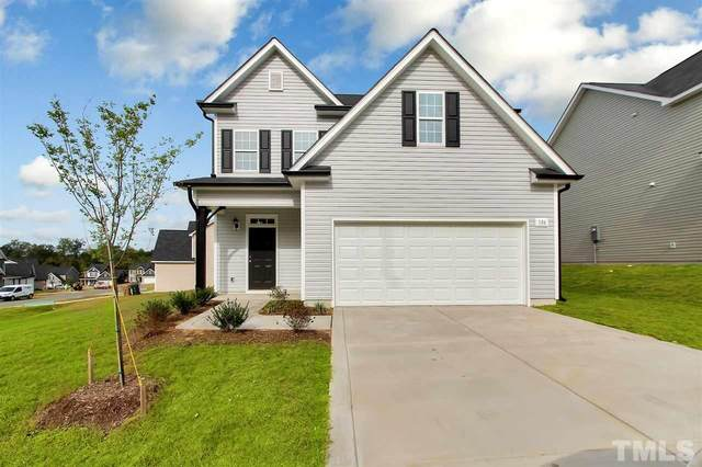 104 N Kramer Path, Clayton, NC 27527 (#2303291) :: Triangle Just Listed