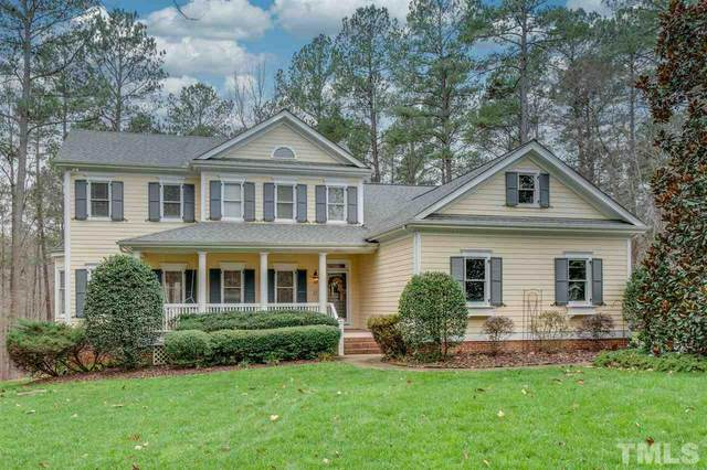 7501 Tynewind Drive, Wake Forest, NC 27587 (#2303300) :: M&J Realty Group