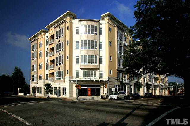 317 W Morgan Street #205, Raleigh, NC 27601 (#2303301) :: Dogwood Properties