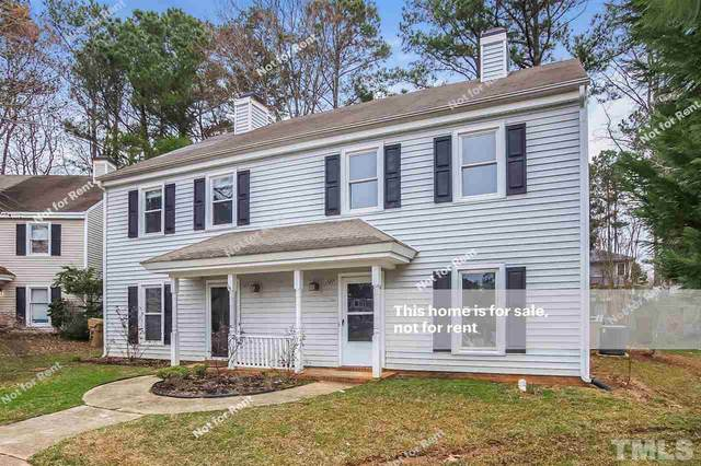127 Drumbuie Place, Garner, NC 27529 (#2303311) :: Triangle Just Listed