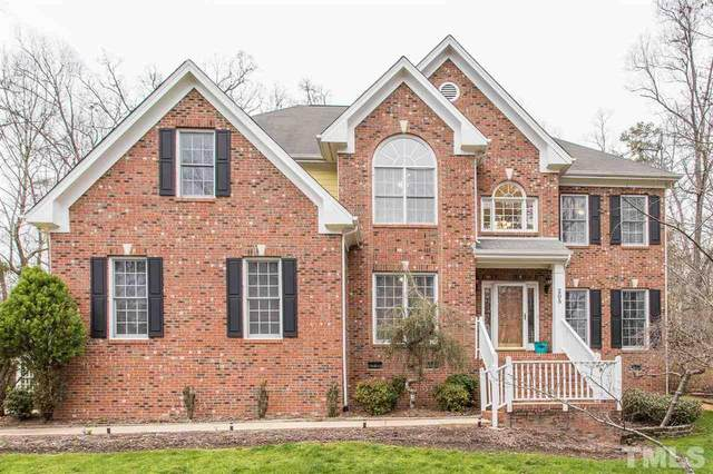 205 Wyndham Drive, Chapel Hill, NC 27516 (#2303312) :: Triangle Just Listed