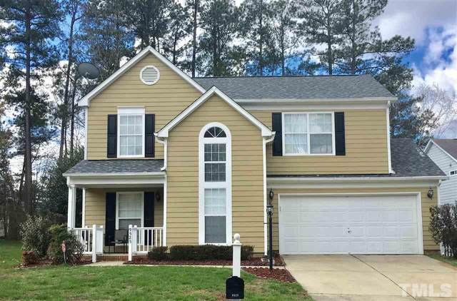9525 Treymore Drive, Raleigh, NC 27617 (#2303321) :: Raleigh Cary Realty