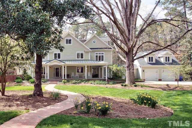 908 Greenwood Road, Chapel Hill, NC 27514 (#2303331) :: Dogwood Properties