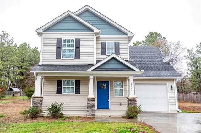 1002 W B Street, Butner, NC 27509 (#2303333) :: Dogwood Properties
