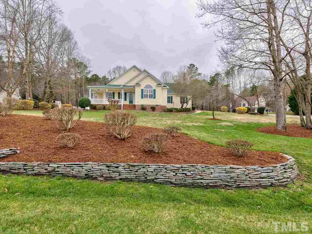 3701 Fox Stone Drive, Raleigh, NC 27606 (#2303340) :: The Jim Allen Group