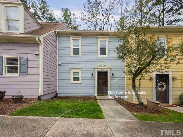 5502 Forest Oaks Drive, Raleigh, NC 27609 (#2303347) :: Marti Hampton Team brokered by eXp Realty