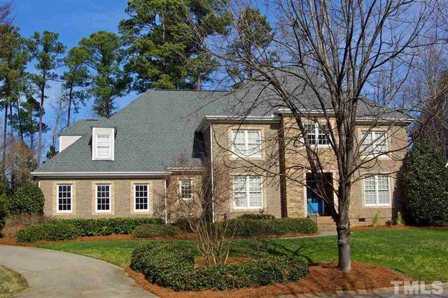 208 Creekvista Drive, Holly Springs, NC 27540 (#2303349) :: The Perry Group