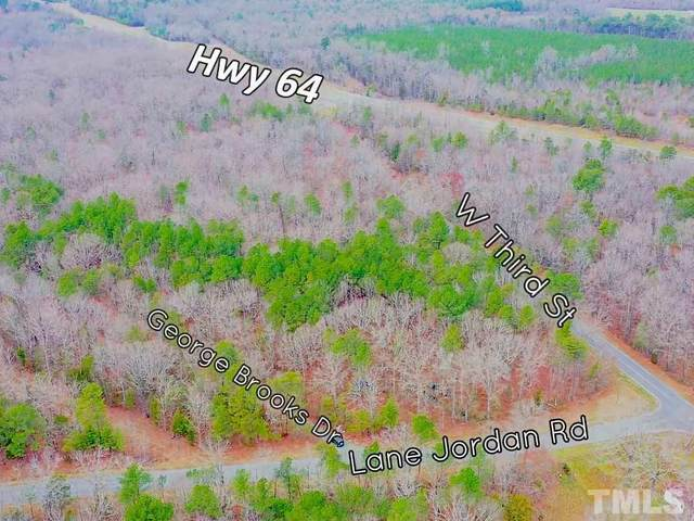 275 George Brooks Drive, Siler City, NC 27344 (#2303350) :: The Perry Group
