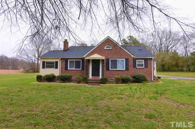 1781 Old Durham Road, Roxboro, NC 27573 (#2303365) :: The Perry Group