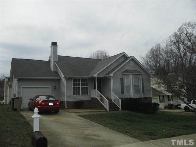 623 Avery Street, Garner, NC 27529 (#2303370) :: Triangle Just Listed