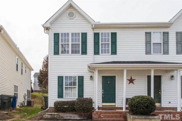 2109 Ventana Lane, Raleigh, NC 27604 (#2303371) :: Dogwood Properties