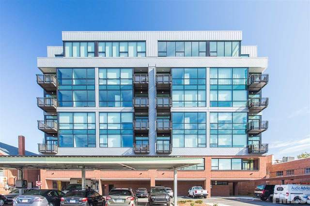 1105 W Main Street #402, Durham, NC 27701 (#2303376) :: The Perry Group