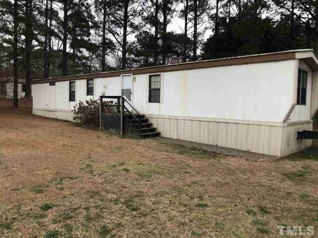 11 Underwood Avenue, Sanford, NC 27332 (#2303380) :: Dogwood Properties