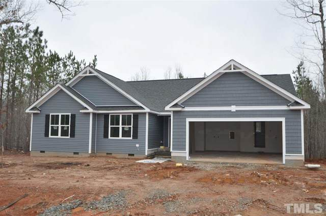 20 Mullins Pond Road, Spring Hope, NC 27882 (#2303390) :: Dogwood Properties