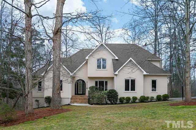 1009 Waterline Drive, Wake Forest, NC 27587 (#2303401) :: Team Ruby Henderson