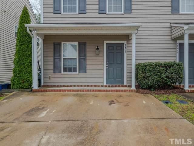 2436 Pumpkin Ridge Way, Raleigh, NC 27604 (#2303404) :: Raleigh Cary Realty