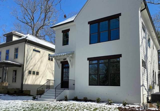 1716 N Roxboro Street, Durham, NC 27701 (#2303425) :: M&J Realty Group
