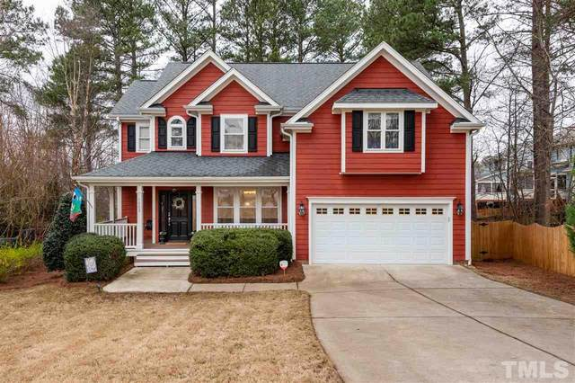 1002 Modest Way, Apex, NC 27502 (#2303439) :: Real Estate By Design