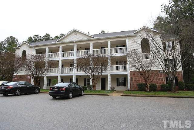 3000 Trailwood Pines Lane #102, Raleigh, NC 27603 (#2303443) :: Marti Hampton Team brokered by eXp Realty