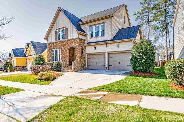 304 Redhill Road, Holly Springs, NC 27540 (#2303511) :: The Jim Allen Group