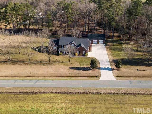 684 Alderman Mill Road, Dunn, NC 28334 (#2303531) :: Real Estate By Design