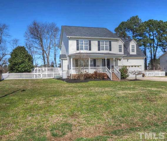 75 Chaney Drive, Garner, NC 27529 (#2303532) :: Triangle Just Listed
