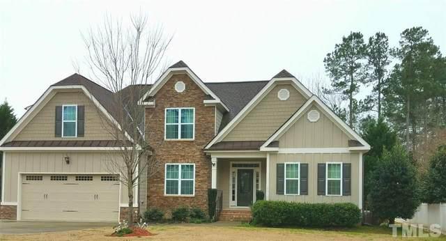 145 Tallowwood Drive, Garner, NC 27529 (#2303540) :: Triangle Just Listed