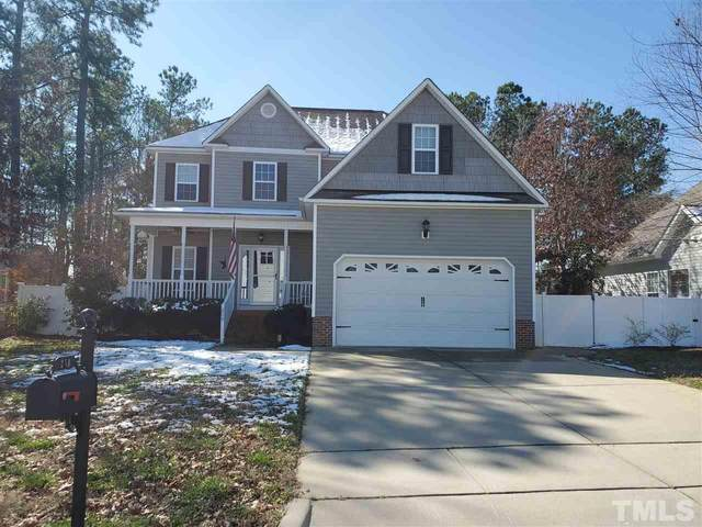 250 North Farm Drive, Clayton, NC 27527 (#2303547) :: Triangle Just Listed