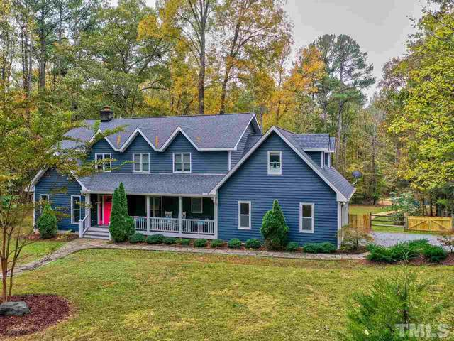 3010 Gait Way, Chapel Hill, NC 27516 (#2303548) :: Triangle Just Listed