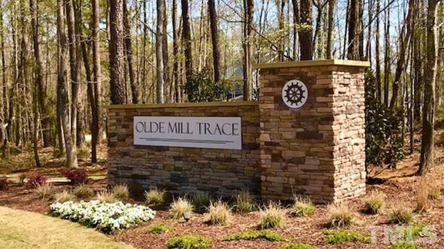 2701 Grain Mill Court, Raleigh, NC 27603 (#2303553) :: Triangle Just Listed