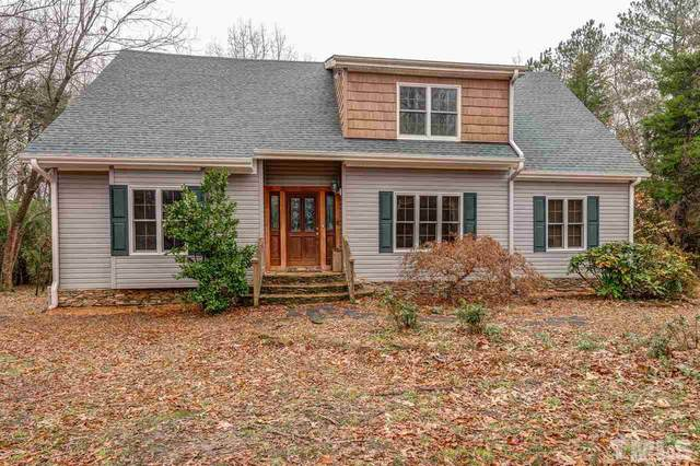 10143 Claude Lewis Road, Middlesex, NC 27557 (#2303579) :: RE/MAX Real Estate Service