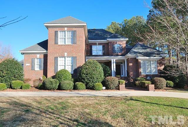 1110 Falling River Walk, Rocky Mount, NC 27804 (#2303597) :: RE/MAX Real Estate Service