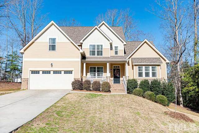 2204 Wimberly Woods Drive, Sanford, NC 27330 (#2303598) :: Real Estate By Design