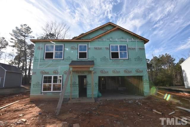 45 Evergreen Lane, Franklinton, NC 27525 (#2303627) :: The Jim Allen Group