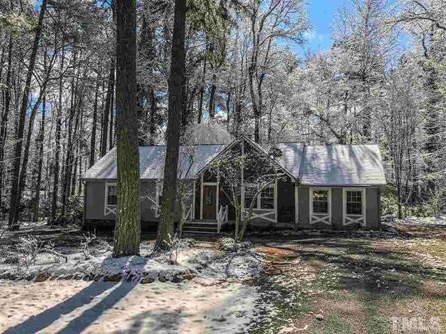 28 Red Pine Road, Chapel Hill, NC 27516 (#2303635) :: The Perry Group