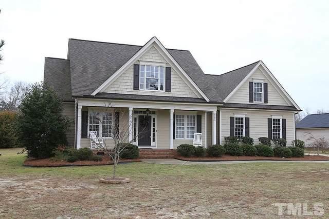 6201 O C Hester Road, Holly Springs, NC 27540 (#2303641) :: Sara Kate Homes