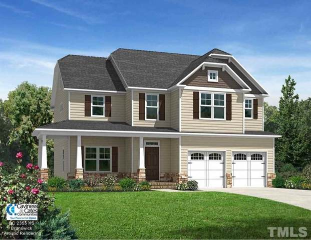 607 Royal Oak Lane #127, Clayton, NC 27520 (#2303716) :: The Beth Hines Team