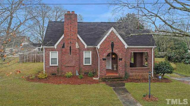 405 S Fayetteville Avenue, Dunn, NC 28334 (#2303735) :: Real Estate By Design