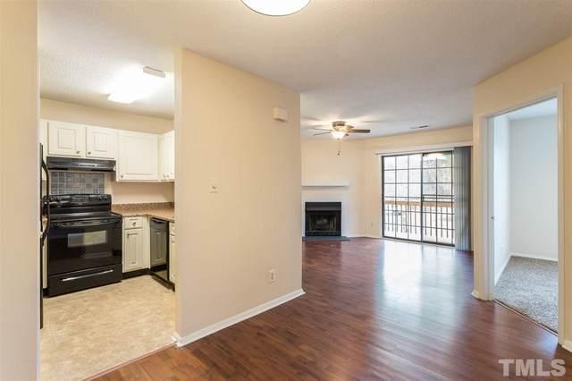 3700 Chimney Ridge Place #201, Durham, NC 27713 (#2303756) :: Dogwood Properties