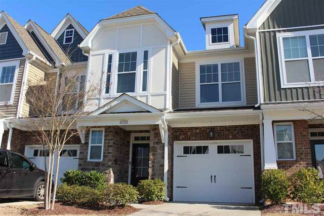 4158 Vallonia Drive, Cary, NC 27519 (#2303790) :: Raleigh Cary Realty