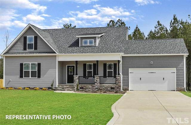 36 S Shreve Drive, Wendell, NC 27591 (#2303827) :: Real Estate By Design
