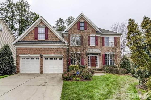 10100 Sporting Club Drive, Raleigh, NC 27617 (#2303862) :: Triangle Top Choice Realty, LLC