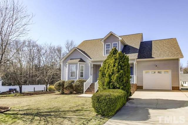 275 Jared Drive, Fuquay Varina, NC 27526 (#2303864) :: Real Estate By Design